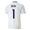 2020-2021 Italy Away Puma Football Shirt (Kids) (BUFFON 1)