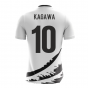 2020-2021 Japan Airo Concept Away Shirt (Kagawa 10)