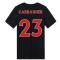 2020-2021 Liverpool Ground Tee (Black) - Kids (CARRAGHER 23)
