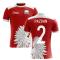 2020-2021 Poland Away Concept Football Shirt (Pazdan 2) - Kids