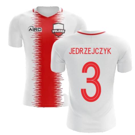 2020-2021 Poland Home Concept Football Shirt (Jedrzejczyk 3)