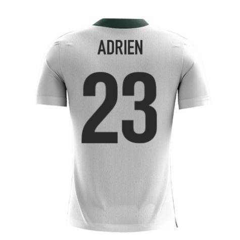 2020-2021 Portugal Airo Concept Away Shirt (Adrien 23) - Kids