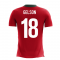 2020-2021 Portugal Airo Concept Home Shirt (Gelson 18) - Kids