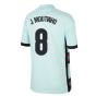 2020-2021 Portugal Away Shirt (Ladies) (J Moutinho 8)