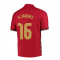 2020-2021 Portugal Home Nike Shirt (Kids) (R SANCHES 16)