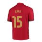 2020-2021 Portugal Home Nike Shirt (Kids) (RAFA 15)