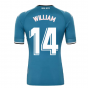 2020-2021 Real Betis Fourth Shirt (WILLIAM 14)