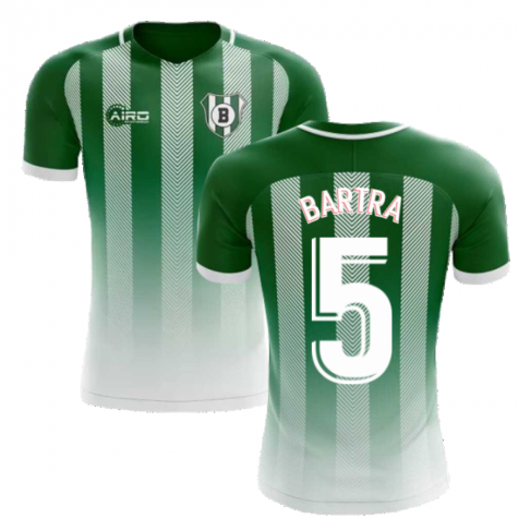 2020-2021 Real Betis Home Concept Football Shirt (Canales 6) - Kids