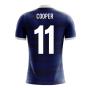 2020-2021 Scotland Airo Concept Home Shirt (Cooper 11)