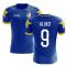 2020-2021 Turin Away Concept Football Shirt (Aluko 9)