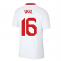 2020-2021 Turkey Supporters Home Shirt (UNAL 16)