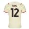 2021-2022 AC Milan Away Shirt (Kids) (REBIC 12)