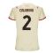 2021-2022 AC Milan Away Shirt (Ladies) (CALABRIA 2)