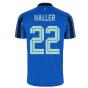2021-2022 Ajax Away Shirt (Kids) (HALLER 22)