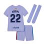 2021-2022 Barcelona Infants Away Kit (ABIDAL 22)