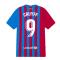 2021-2022 Barcelona Vapor Match Home Shirt (Kids) (CRUYFF 9)