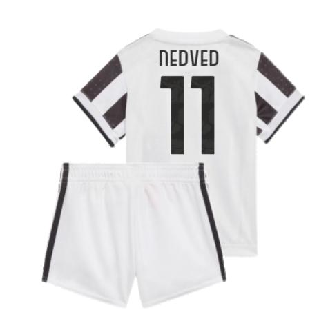 2021-2022 Juventus Home Baby Kit (NEDVED 11)