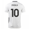 2021-2022 Juventus Training Shirt (White) (DYBALA 10)