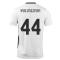 2021-2022 Juventus Training Shirt (White) (KULUSEVSKI 44)