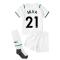 2021-2022 Man City Away Mini Kit (SILVA 21)