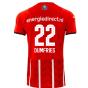 2021-2022 PSV Eindhoven Home Shirt (DUMFRIES 22)