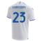 2021-2022 Sampdoria Away Shirt (GABBIADINI 23)
