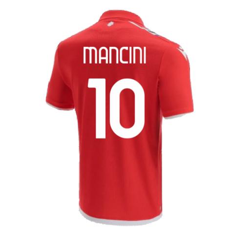 2021-2022 Sampdoria Third Shirt (MANCINI 10)