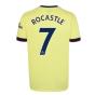 Arsenal 2021-2022 Away Shirt (ROCASTLE 7)