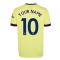 Arsenal 2021-2022 Away Shirt (Your Name)