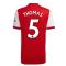 Arsenal 2021-2022 Home Shirt (Thomas 5)