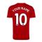 Arsenal 2021-2022 Training Shirt (Active Maroon) - Kids (Your Name)