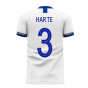 Leeds 2020-2021 Home Concept Football Kit (Fans Culture) (HARTE 3)