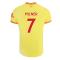 Liverpool 2021-2022 3rd Shirt (Kids) (MILNER 7)