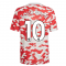Man Utd 2021-2022 Pre-Match Shirt (Red) (Your Name)