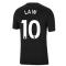 Man Utd 2021-2022 Tee (Black) (LAW 10)