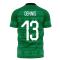 Nigeria 2020-2021 Home Concept Kit (Fans Culture) (DENNIS 13)