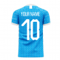 North London 2020-2021 Away Concept Football Kit (Libero) (Your Name)