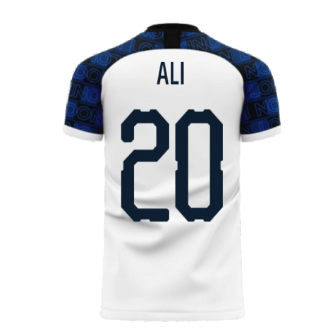 North London 2020-2021 Home Concept Football Kit (Libero) (ALI 20)