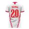Poland 2020-2021 Home Concept Football Kit (Libero) (ZIELINSKI 20)
