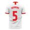 Portugal 2020-2021 Away Concept Football Kit (Libero) (GUERREIRO 5)