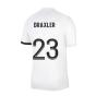 PSG 2021-2022 Away Shirt (DRAXLER 23)
