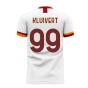 Roma 2020-2021 Away Concept Football Kit (Libero) (KLUIVERT 99)