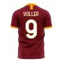 Roma 2020-2021 Home Concept Football Kit (Libero) (VOLLER 9)