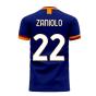 Roma 2020-2021 Third Concept Football Kit (Libero) (ZANIOLO 22)