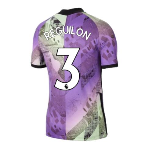 Tottenham 2021-2022 3rd Shirt (REGUILON 3)