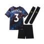 Tottenham 2021-2022 Away Baby Kit (REGUILON 3)