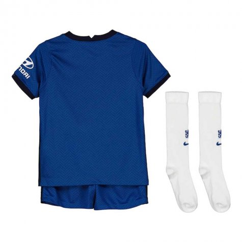 2020-2021 Chelsea Little Boys Home Mini Kit (VIALLI 9)