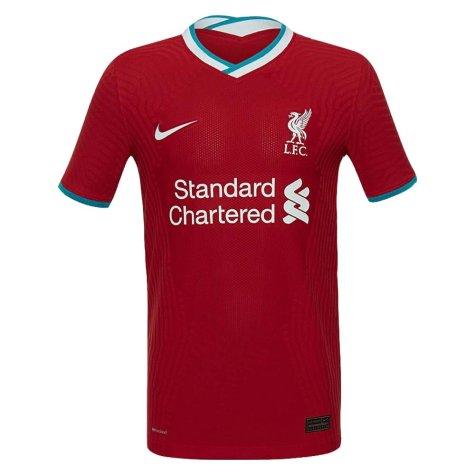 2020-2021 Liverpool Vapor Home Shirt (Kids) (Your Name)