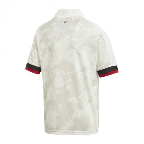 2020-2021 Belgium Away Shirt (Kids) (KOMPANY 4)