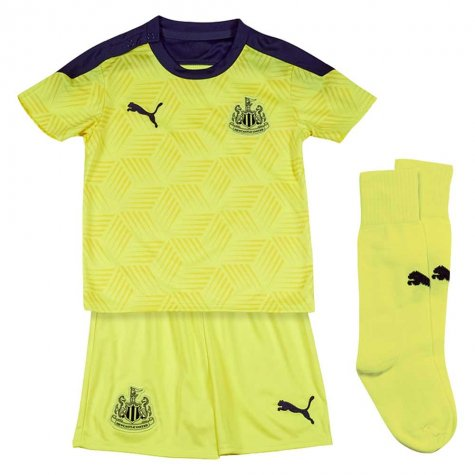 2020-2021 Newcastle Away Mini Kit (SCHAR 5)